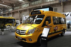 2019北京公交展,新能源客车争相亮相