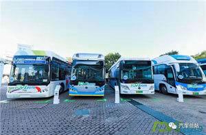 """低碳氢客,""""睛""""彩诠释,中国氢燃料电池客车的十二时辰"""