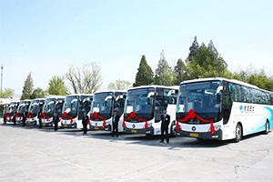 福田欧辉与机场巴士、亿华通、中石化联合构建氢能客运生态闭环