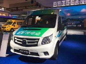 福田欧辉打造超级客车 以工匠精神开启中国客车品质元年