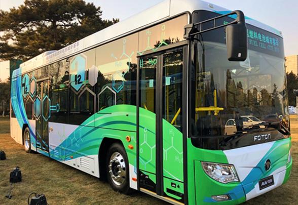 福田欧辉揽获全球首批最大氢燃料公交车订单助阵2022京张绿色冬奥