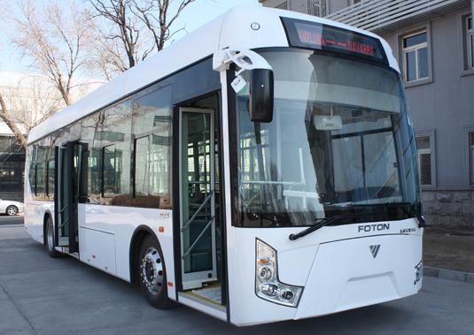 中国纯电动客车首次成功进驻西班牙市场